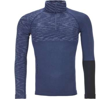 230 Competition LS Zip Neck Men