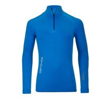 Competition Long Sleeve Zip Neck Men