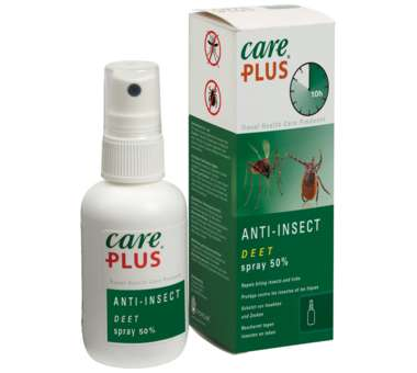 Anti-Insect DEET Spray 50% 60 ml