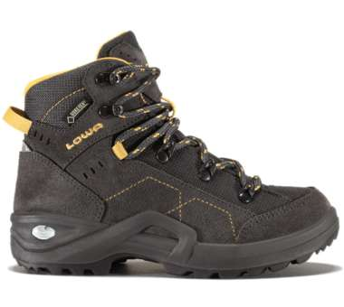 Kody III GTX Mid Junior anthrazit/gelb | 30,0