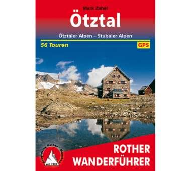 Wanderführer Ötztal