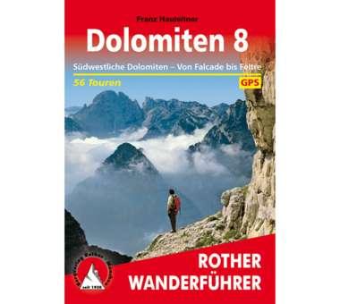 Wanderführer Dolomiten 8
