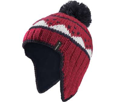 Kids Knitted Cap IV eclipse | M