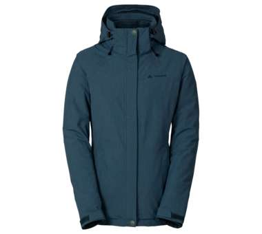 Caserina 3in1 Jacket Women dark petrol | 40