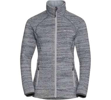 Rienza Jacket II Women grey melange   40