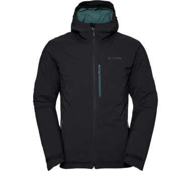 Carbisdale Jacket Men black/eucalyptus   L