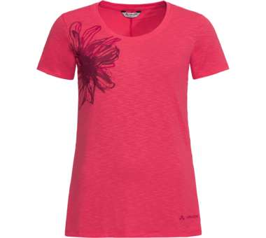 Skomer Print Shirt Women bright pink | 38