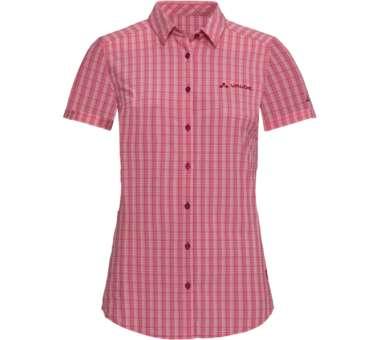 Womens Seiland Shirt crimson red | 36