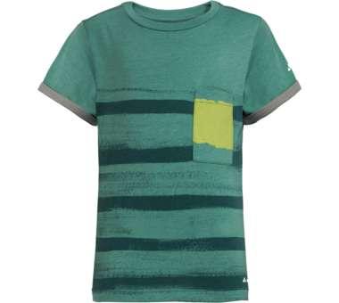 Kids Tammar Shirt Boys nickel green | 104