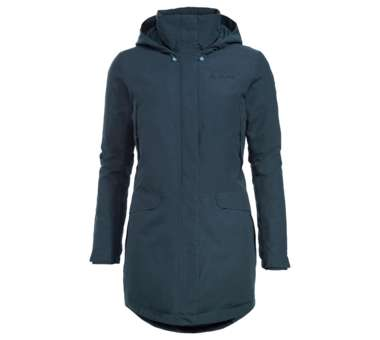 Women's Skomer Wool Parka