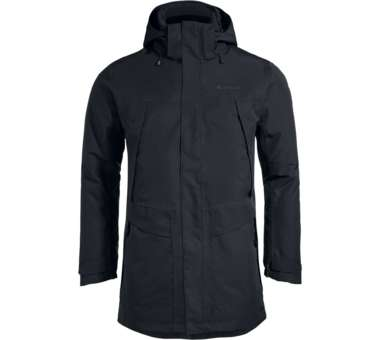 Idris Wool Parka Men