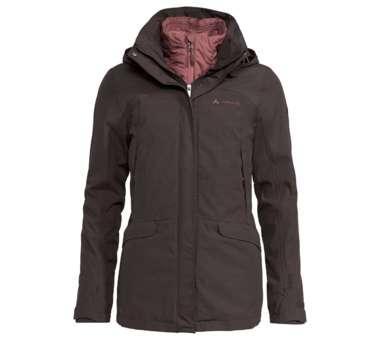 Women's Skomer 3in1 Jacket pecan brown | 36