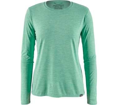 Womens Long-Sleeved Capilene Cool Daily Shirt