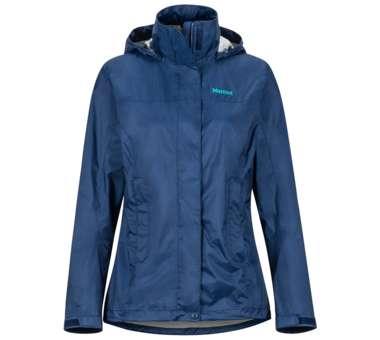 Womens PreCip Eco Jacket arctic navy   S