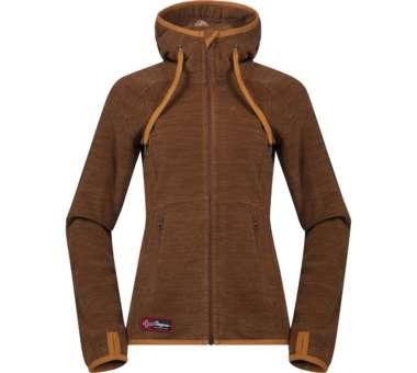 Hareid Lady Jacket dark copper melange | L