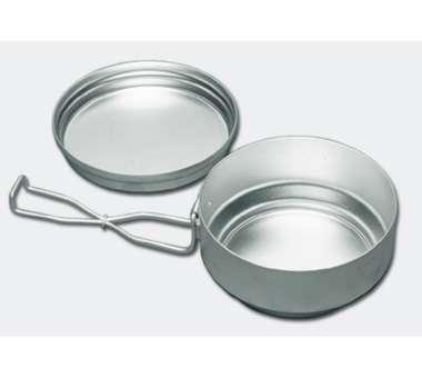 Aluminium Topfset 2 Teilig