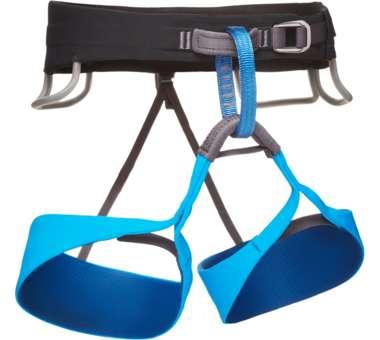 Klettergurt Solution Ultra Blue/Black | S