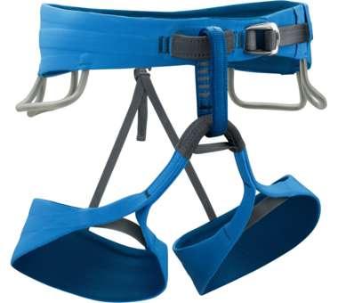 Klettergurt Solution ultra blue | S