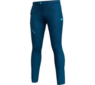 Transalper Dynastretch Jeans Damen poseidon | S
