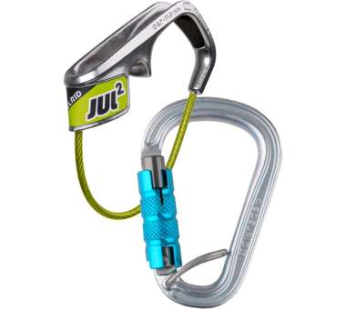 Jul 2 Belay Kit Triple Steel