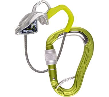 Mega Jul Belay Kit Bulletproof Screw oasis