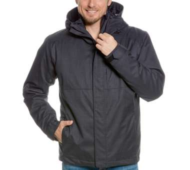 Dilan Men's 3in1 Jacket black | XL