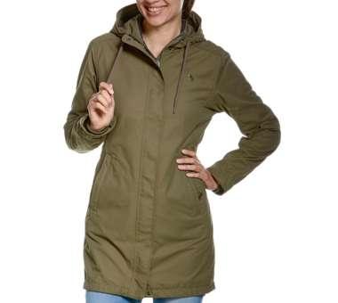 Mella Womens Coat olive | 36