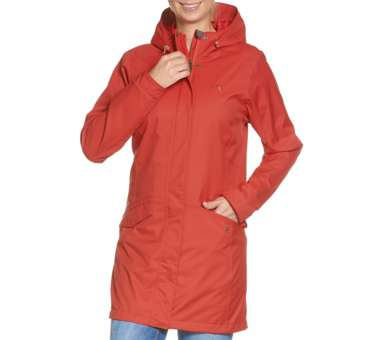 Guada Womens Coat red | 38