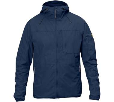 High Coast Wind Jacket Men navy | S