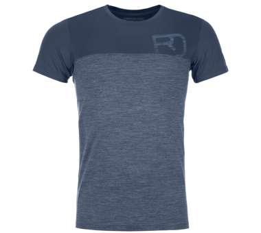 150 Cool Logo T-Shirt Men blue lake | XL