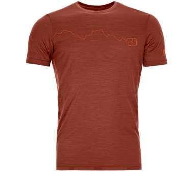120 Tec Mountain T-Shirt Men