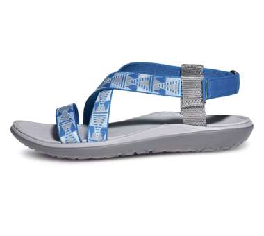 Terra Float Livia Womens grey/blue | US 8,0
