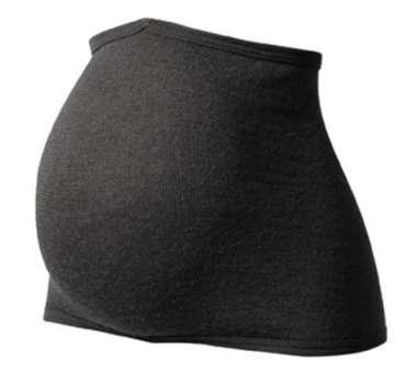 Belly Warmer 200 Unisize black