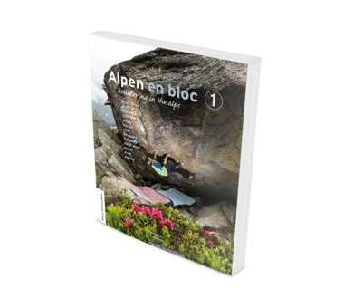 Boulderführer Alpen en bloc - Band 1