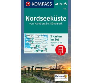 WK Nordseeküste von Hamburg bis Dänemark