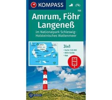 WK Amrum,Föhr,Langeneß Nationalpark Schl