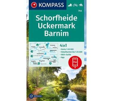 WK Schorfheide,Uckermark,Barnim