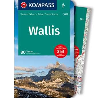 Wanderführer Wallis, Oberwallis