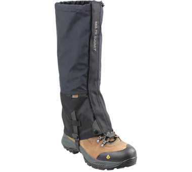Alpine eVent Gaiters schwarz | S