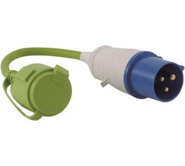 CEE-Stecker-Adapter