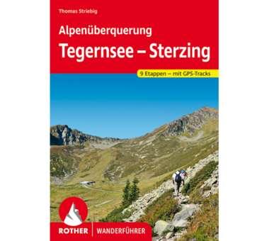 Alpenüberquerung Tegernsee – Sterzing