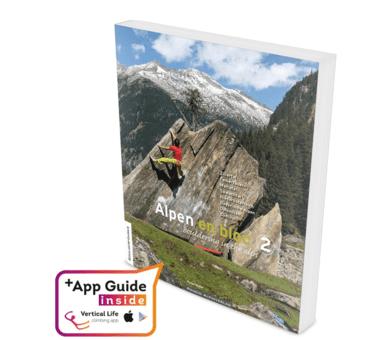 Boulderführer Alpen en bloc - Band 2