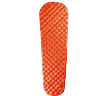 Ultralight Insulated Air Sleeping Mat orange | large