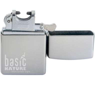 Feuerzeug Arc USB - poliert