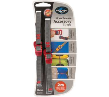 Hook Release Accessory Straps