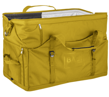 Dr. Duffel - 70 L yellow curry