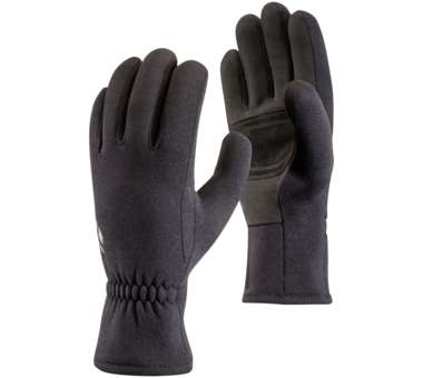 Midweight Screentap Fleece Gloves