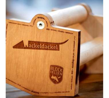 Wackeldackel Set