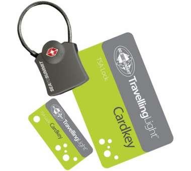 Cardkey TSA Lock - grey