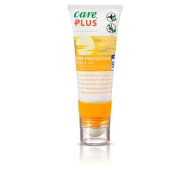 Sun Protection Face & Lip SPF50